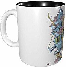 Hdadwy Dr. Seuss Art 11 Unzen Keramikbecher