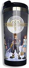 Hdadwy Kingdom Hearts Reisebecher Becher mit