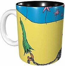 Hdadwy Kunst von Dr. Seuss 11 Unzen Keramikbecher