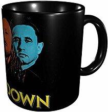 Hdadwy Shinedown Kaffeetasse Mikrowelle sicher 3d