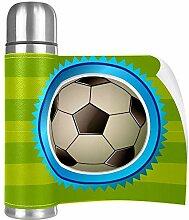 Hdadwy Sport FootballCup Edelstahl Leder