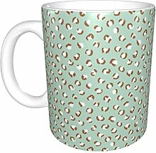 Hdadwy Trendy Panther Keramikbecher, Kaffeetasse