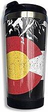 Hdadwy Vakuum doppelwandiger Becher für Bier &