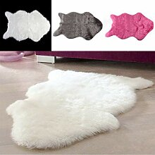 HDCooL Super Soft Faux Sheepskin Sofa Cover Warm
