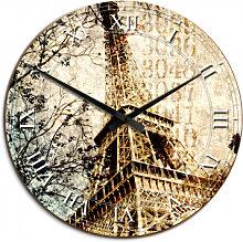 HDF-Wanduhren - Wanduhr Nostalgic Paris