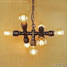 Hdmy Wasserpfeife Rohr E27 Lampenfassung Vintage