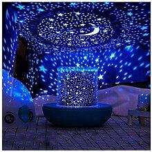 HDZWW Beruhigende Aurora LED Nachtlicht Projektor