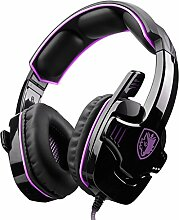 Headset Stereo Wired Over Ear Gaming Headset mit
