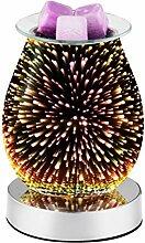 Healifty Aroma Lichter Elektrische Wachswärmer 3D
