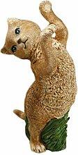 Healifty Katze Figuren Dekoration Mini Nette Harz