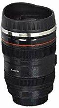 Heall Kaffeetasse Kamera-Objektiv-Shaped Reise
