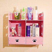 Health UK Shelf- Badezimmer-Zusätze kommen mit