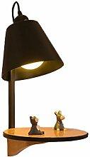 Health UK wall lamp- Nordic Creative Aisle Iron