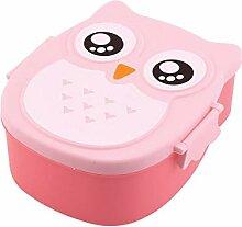 healthwen 1050ML Eulenform Lunchbox Bento
