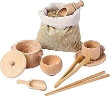 Hearthxy Montessori Spielzeug Holz | Montessori