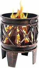 Heat Outdoor Living Feuerkorb Firecask   Ø 42 x H