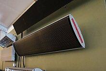 Heatstrip 3200 Watt - Dunkelstrahler - Infrarotstrahler - Wärmestrahler