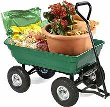 Heavy Duty Garten Utility-Yard Dump Wagen Garden
