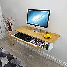 Hechgobuy Tisch Wandmontierter Schreibtisch