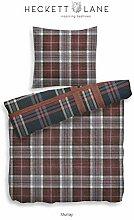 Heckett Lane Bettwäsche Murray 155x220 (80x80)