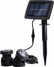 Hedc® Solar Teichbeleuchtung,Unterwasser