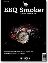 Heel Fire and Food Bookazine Grillbuch BBQ SMOKER