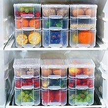 Heenirg Kühlschrank-Aufbewahrungsbox, eine