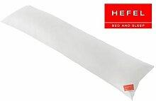 HEFEL Spar Set Seitenschläferkissen 160x35