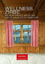 Hefel Wellness Zirbe Winterbettdecke 155x220 cm