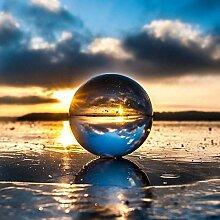 Hehilark Glaskugel Fotografenqualität 100mm