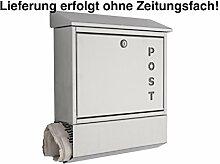 Heibi Edelstahl Briefkasten 43835 V2A ohne