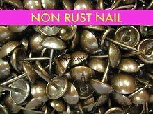 Heico Reißzwecken / Nägel Für Polstermöbel / Möbel, Heico Reißzwecken, Nieten &Supplies Diy Dome Nail, Braun