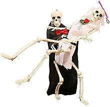 HeiHeiDa Halloween Simulation Skelett