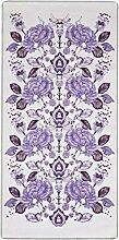 Heija Teppich 80x160cm, lila