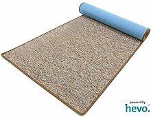 Heilbronn gold 001 HEVO® Teppich | Kinderteppich | Spielteppich 150x400 cm