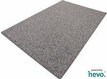 Heilbronn grau 006 HEVO® Teppich | Kinderteppich | Spielteppich 200x200 cm
