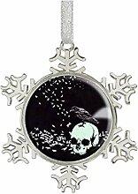 Heilong Schneeflocken Ornamente Weihnachtsbaum