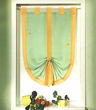 heimtexland Fensterdekoration Schwalbenschwanz