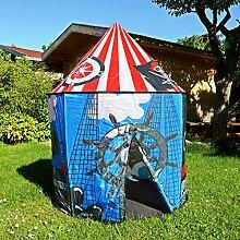 heimtexland Kinder Outdoor Pop up Spielzelt Pirat