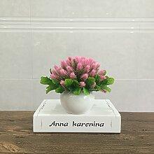 Heimtextilien Dekorative Blumen Bonsai Pflanzen