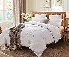 Heimtextilien Herbst und Winter Eindickung Rohbaumwolle Quilt Kern warm halten Shirley Wolle Quilt Gemischt ( größe : 200X230cm )