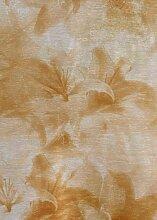 heine home Gardine 225 cm, Ösen, 135 cm beige