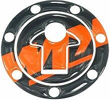 Heinmo Motorrad-Tankdeckel-Aufkleber für KTM Duke