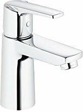 heinrichschulte alpha_300 Waschtischarmatur Waschtisch Armatur Einhebel mit Ablaufgarnitur