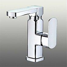 Heiß und Kalt Wasserhahn Waschbecken Wasserhahn