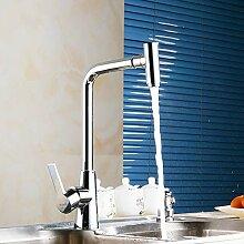 Heiß- Und Kaltwasserhahn, Spüle, Waschbecken,