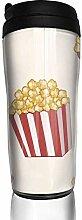 Heiße Popcorn-Partei-moderne