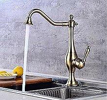 Heißes und kaltes wasser küchenarmatur