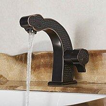 Heißes Und Kaltes Wasser Waschbecken Wasserhahn
