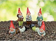 Heissner Original-Gartenzwerge Die Waldmänner